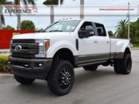 2017 Ford Super Duty F-350 King Ranch DRW Crew Cab
