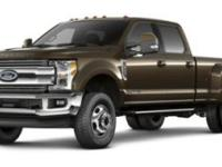 Options:  Lariat Ultimate Package  -Inc: Automatic High