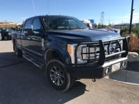 Recent Arrival! CARFAX One-Owner. Blue 2017 Ford