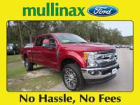 2017 Ford F-350SD At Mullinax there are NO DEALER FEES!