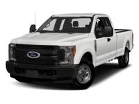 Options:  2017 Ford Super Duty F-350 Srw 4Wd|/|V8 6.7 L