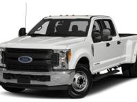 You can find this 2017 Ford Super Duty F-350 DRW XLT