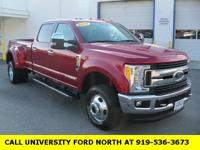 CARFAX One-Owner. Clean CARFAX. 2017 Ford F-350SD XLT