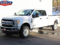 This 2017 Ford Super Duty F-350 SRW XLT will sell fast!