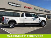 Recent Arrival! 2017 Ford F-450SD Lariat DRW 4D Crew