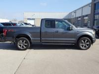 5.0L, 6.5 FOOT BOX, NAVIGATION, HEATED SEATS, CLOTH,