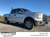 Check out this gently-used 2017 Ford F-150 we recently
