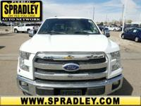 CARFAX CERTIFIED 1-OWNER FULL SIZE PICKUP. This truck
