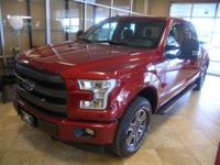 Lariat Sport Appearance Package, Engine: 5.0L V8 FFV,
