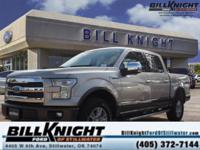 Very clean 2017 F-150 that comes with the peace of mind