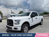 ENGINE: 2.7L V6 ECOBOOST,TRAILER TOW PACKAGE,XL SPORT