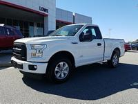 CARFAX One-Owner. Oxford White 2017 Ford F-150 XL