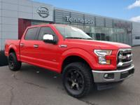 New Price! CARFAX One-Owner. 2017 Ford F-150 XLT Race