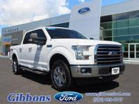 Certified. 4WD. Oxford 2017 Ford F-150 XLT 4WD 6-Speed