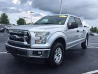 New Price! CARFAX One-Owner. Clean CARFAX. Silver 2017