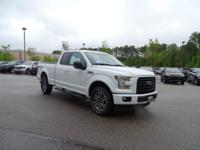 JUST REDUCED!! FORD CERTIFIED!! CHROME APPEARANCE PKG!!
