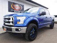 FREE POWERTRAIN WARRANTY! VERY CLEAN 2017 FORD F150 XLT