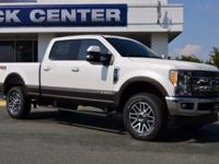 **Leather Interior**, **4x4**, **Sync 3**,