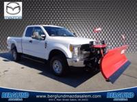 Take command of the road with this 2017 Ford F-250