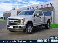 This 2017 Ford F-250 Super Duty is complete with