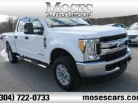 2017 Ford F-250SD XLT in Oxford White, Hot Options