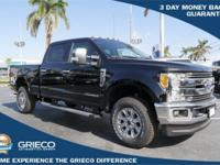 $9,563 off MSRP! 4WD. 2017 Ford F-350SD Lariat Price is