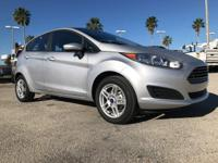2017 Ford Fiesta Ingot Silver SE FWD 6-Speed Automatic