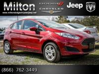 Options:  2017 Ford Fiesta Se|This Vehicle Won't Be On