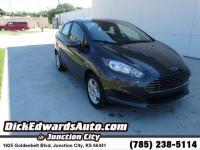 Land a deal on this 2017 Ford Fiesta SE while we have