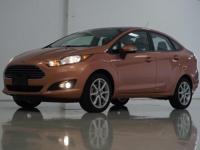 2017 Ford Fiesta SE in Chrome Copper Metallic, This