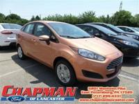 New Price! CHAPMAN LANCASTER . 2017 Ford Fiesta SE