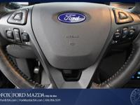 Ford Certified! AWD, Leather Interior, Remote Keyless