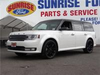 Options:  2017 Ford Flex Limited Front-Wheel