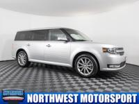 One Owner Clean Carfax SUV With Navigation!  Options: