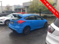 Clean CARFAX. CARFAX One-Owner. 2017 Ford Focus RS 2.3L