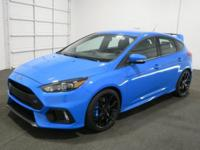 Recent Arrival! Blue 2017 Ford Focus RS ** ACCIDENT