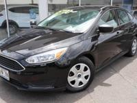 CARFAX One-Owner. Clean CARFAX. Shadow Black 2017 Ford