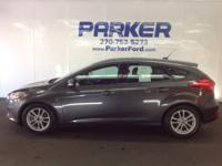 Looking for a clean, well-cared for 2017 Ford Focus?