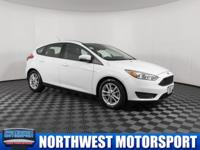 Clean Carfax One Owner Hatchback with Backup Camera!