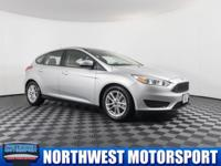 One Owner Clean Carfax Hatchback With A Backup Camera!