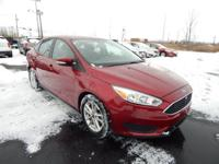 Options:  2017 Ford Focus Se|Se|4D Sedan|2.0L