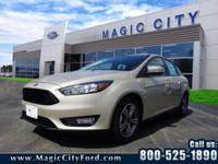 Don't miss out on this 2017 Ford Focus SE! It comes