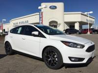 Options:  2017 Ford Focus Sel|White|17