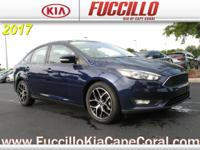Check out this gently-used 2017 Ford Focus we recently