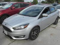 FORD CERTIFIED, CLEAN CARFAX, ONE OWNER, SUNROOF, REAR