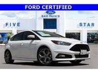 REAR BACKUP CAMERA, ONE OWNER, FORD CERTIFIED, Exterior