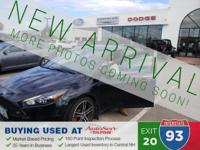 2017 Ford Focus ST Shadow Black  CARFAX One-Owner.