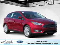 Delivers 36 Highway MPG and 26 City MPG! This Ford
