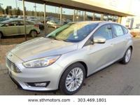 Boasts 36 Highway MPG and 26 City MPG! This Ford Focus