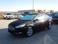 This outstanding example of a 2017 Ford Focus Titanium